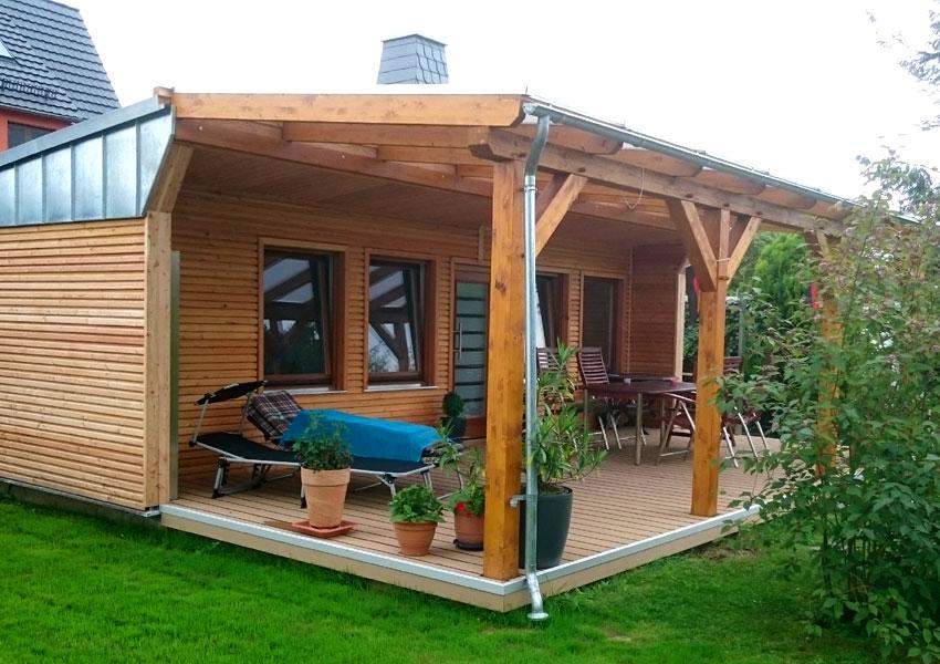 gartenhaus bauen lassen mit den profis von jentsch. Black Bedroom Furniture Sets. Home Design Ideas
